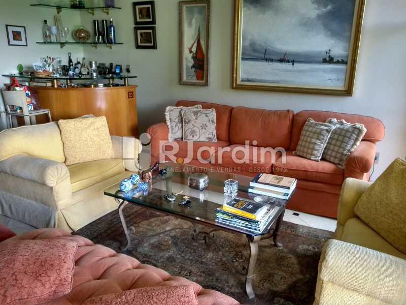sala - Apartamento Leblon 3 Quartos - LAAP32262 - 7