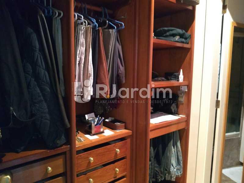 closet / suíte - Apartamento Leblon 3 Quartos - LAAP32262 - 13