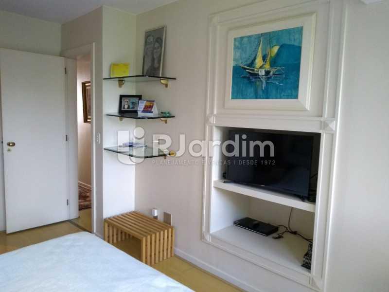 suíte - Apartamento Leblon 3 Quartos - LAAP32262 - 12