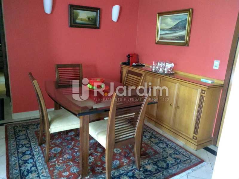 sala /segundo ambiente - Apartamento Leblon 3 Quartos - LAAP32262 - 10