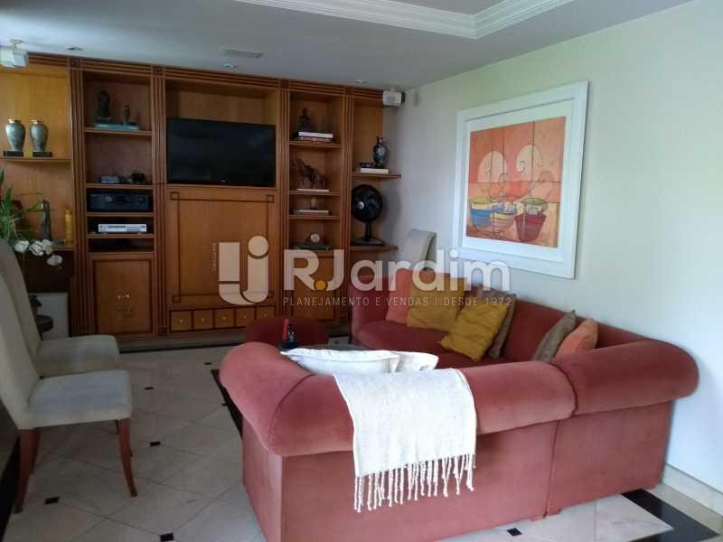 sala - Apartamento Leblon 3 Quartos - LAAP32262 - 8