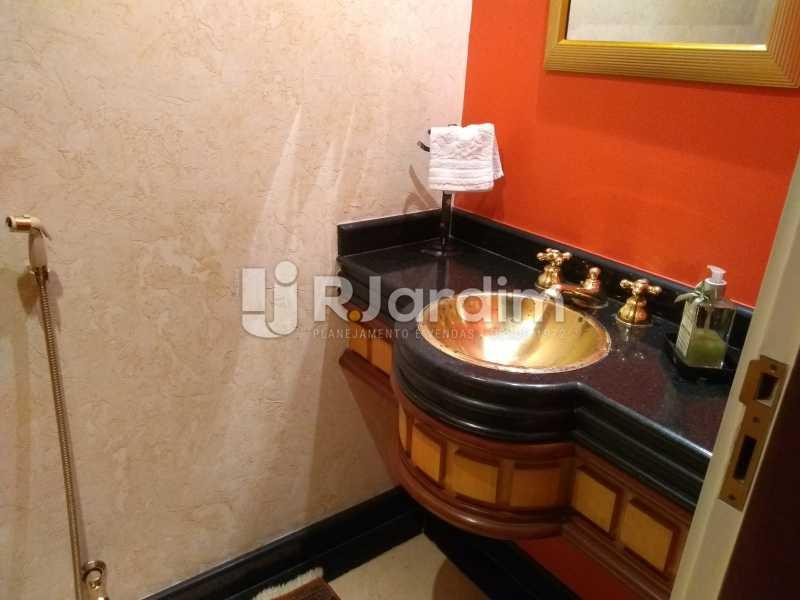 lavabo  - Apartamento Leblon 3 Quartos - LAAP32262 - 20