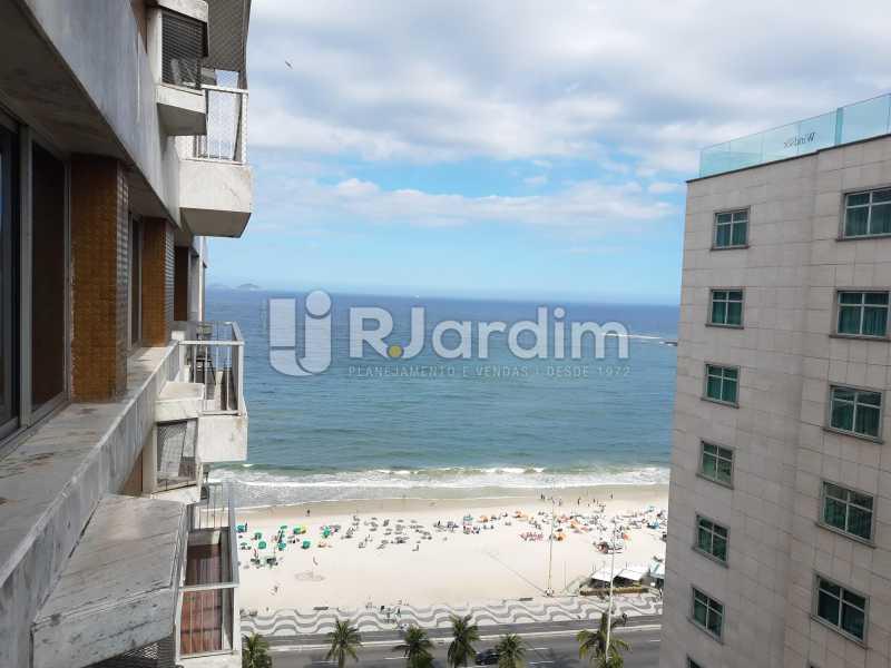 SALA - Apartamento Copacabana 4 Quartos Garagem - LAAP40830 - 6