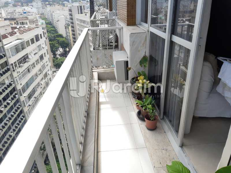 SACADA - Apartamento Copacabana 4 Quartos Garagem - LAAP40830 - 7
