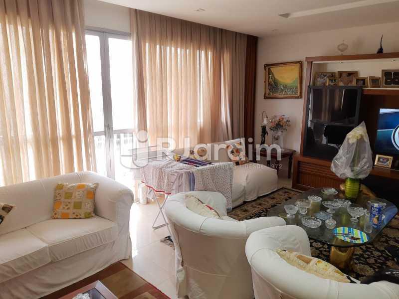 SALA - Apartamento Copacabana 4 Quartos Garagem - LAAP40830 - 9