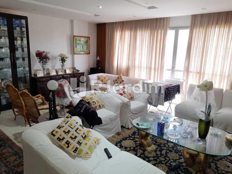 SALA - Apartamento Copacabana 4 Quartos Garagem - LAAP40830 - 3