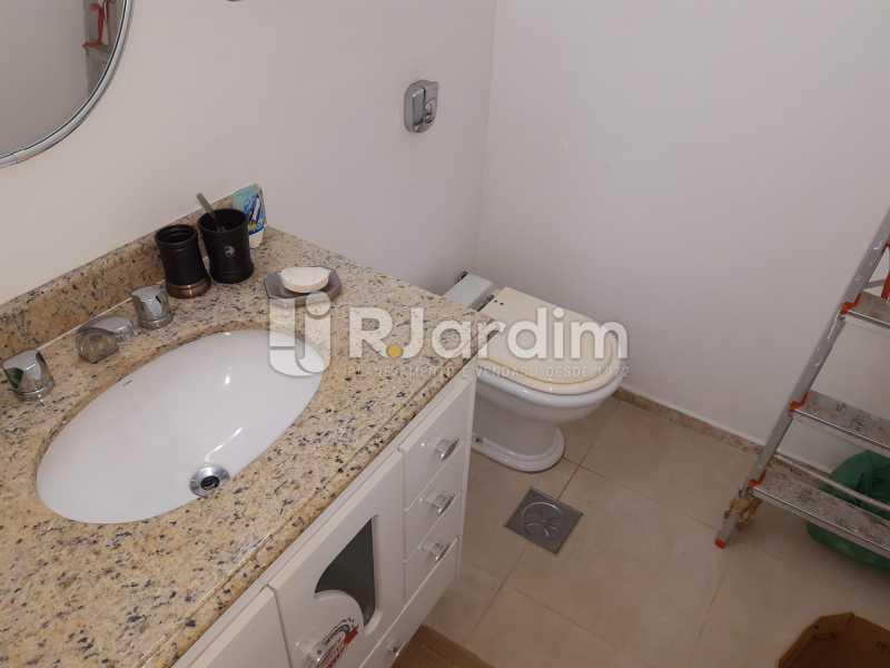 LAVABO - Apartamento Copacabana 4 Quartos Garagem - LAAP40830 - 11