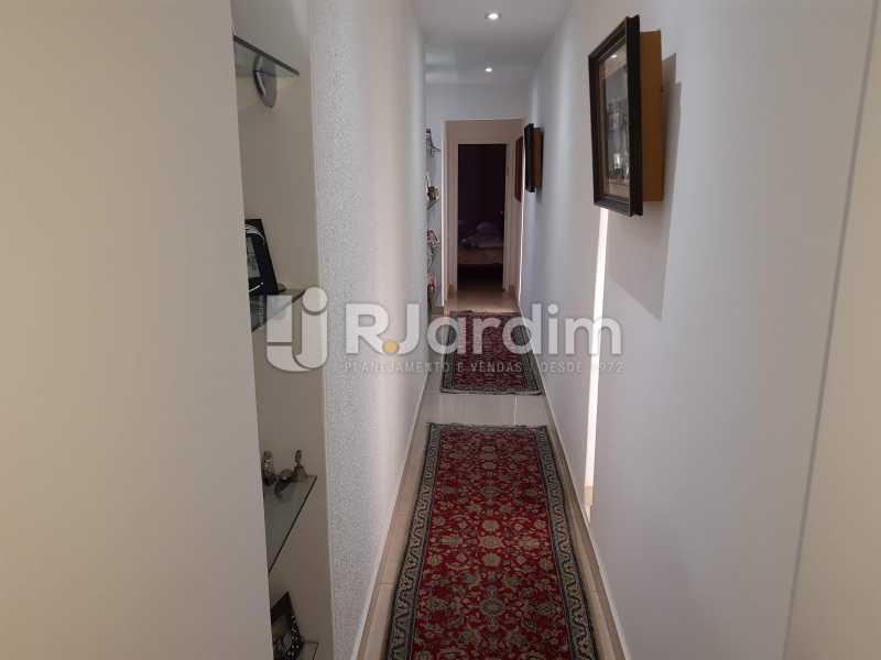 CIRCULAÇÃO - Apartamento Copacabana 4 Quartos Garagem - LAAP40830 - 18