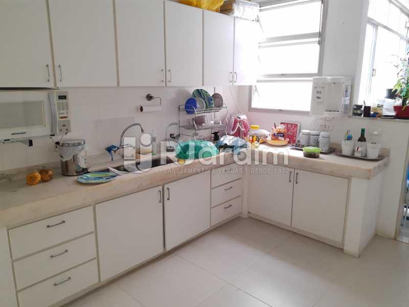 COZINHA - Apartamento Copacabana 4 Quartos Garagem - LAAP40830 - 26