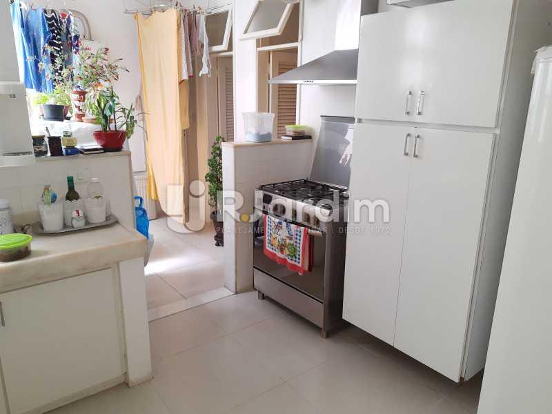 COZINHA - Apartamento Copacabana 4 Quartos Garagem - LAAP40830 - 27