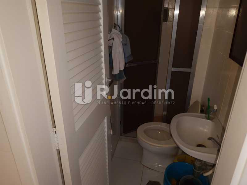 DEPENDÊNCIA  - Apartamento Copacabana 4 Quartos Garagem - LAAP40830 - 28