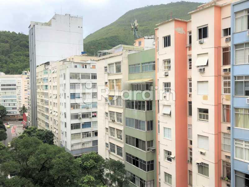 Vista de frente - Apartamento Rua Xavier da Silveira,Copacabana, Zona Sul,Rio de Janeiro, RJ À Venda, 4 Quartos, 356m² - LAAP40831 - 7