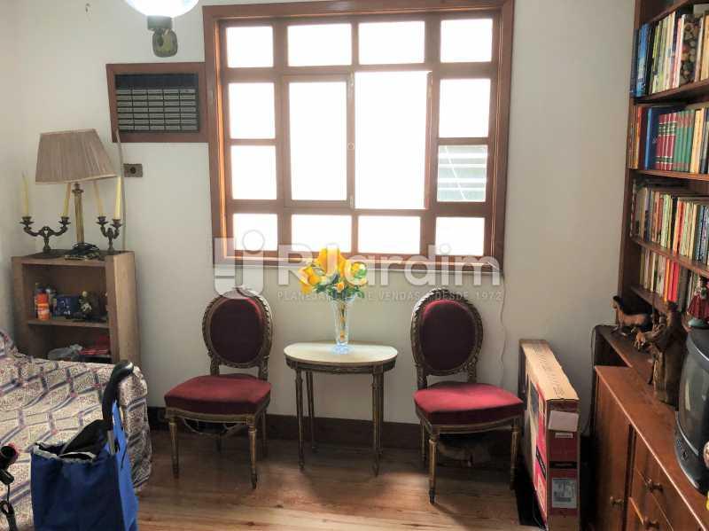 Quarto/escritório - Apartamento Rua Xavier da Silveira,Copacabana, Zona Sul,Rio de Janeiro, RJ À Venda, 4 Quartos, 356m² - LAAP40831 - 14