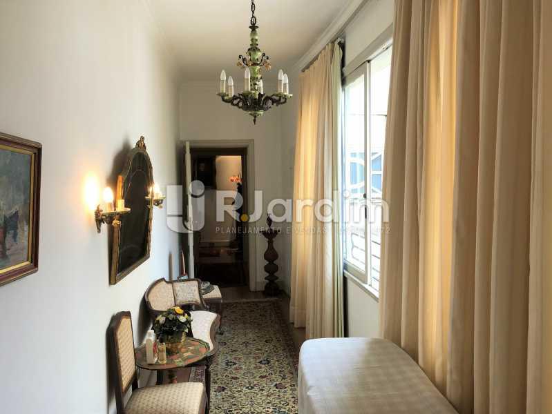Circulação - Apartamento Rua Xavier da Silveira,Copacabana, Zona Sul,Rio de Janeiro, RJ À Venda, 4 Quartos, 356m² - LAAP40831 - 13