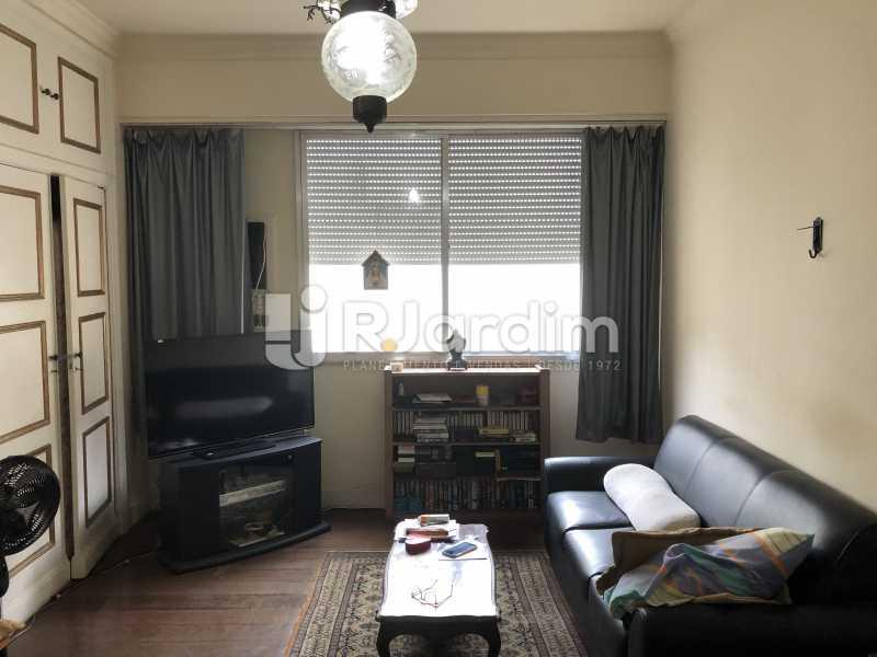 Anexo Suíte - Apartamento Rua Xavier da Silveira,Copacabana, Zona Sul,Rio de Janeiro, RJ À Venda, 4 Quartos, 356m² - LAAP40831 - 19