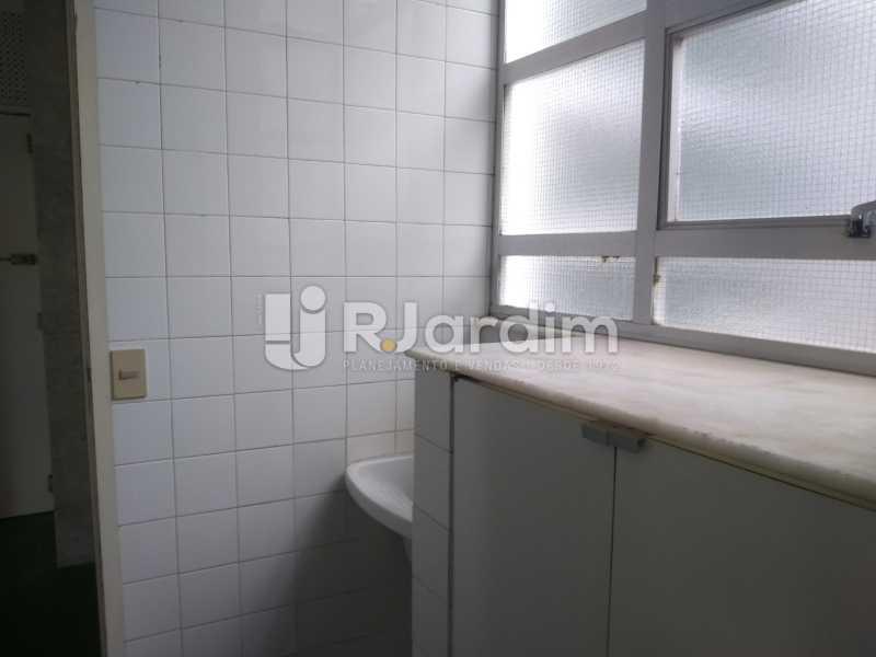 área de serviço  - Apartamento Ipanema 3 Quartos Compra Venda Avaliação - LAAP32267 - 24