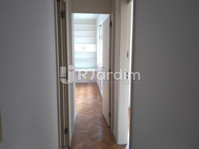 circulação/acesso aos quartos - Apartamento Ipanema 3 Quartos Compra Venda Avaliação - LAAP32267 - 16