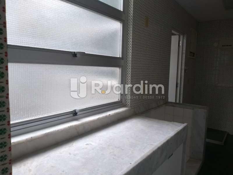 cozinha / janelões  - Apartamento Ipanema 3 Quartos Compra Venda Avaliação - LAAP32267 - 23