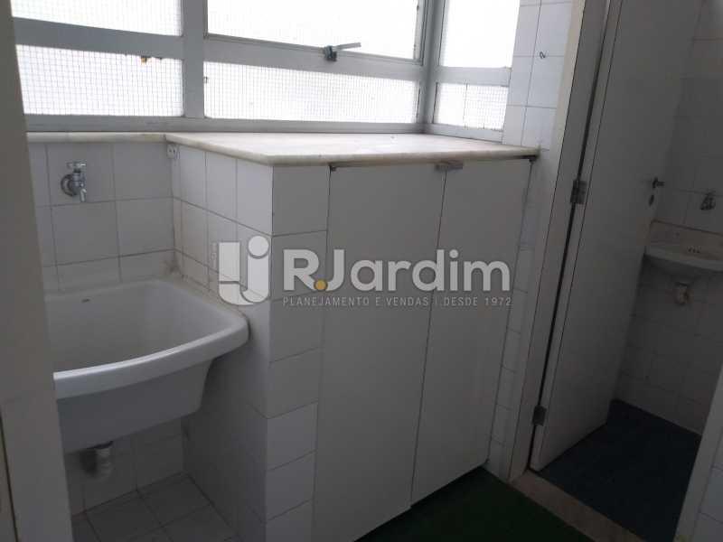 área de serviço  - Apartamento Ipanema 3 Quartos Compra Venda Avaliação - LAAP32267 - 25