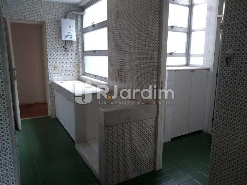 cozinha / área  - Apartamento Ipanema 3 Quartos Compra Venda Avaliação - LAAP32267 - 22