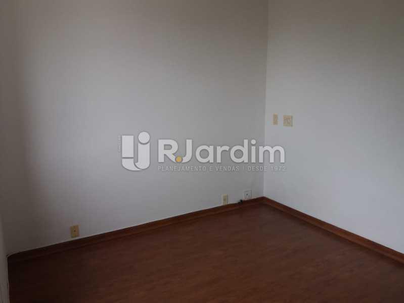 Quarto 1 - Apartamento Rua Pinheiro Guimarães,Botafogo, Zona Sul,Rio de Janeiro, RJ À Venda, 2 Quartos, 86m² - LAAP21634 - 24
