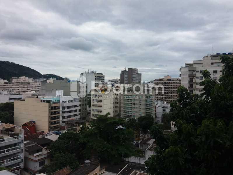Vista - Apartamento Rua Pinheiro Guimarães,Botafogo, Zona Sul,Rio de Janeiro, RJ À Venda, 2 Quartos, 86m² - LAAP21634 - 11