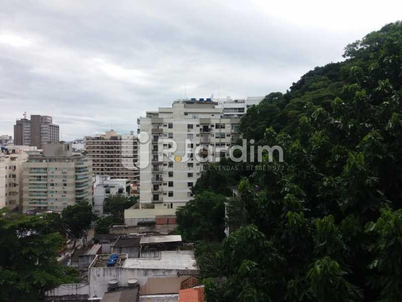 Vista - Apartamento Rua Pinheiro Guimarães,Botafogo, Zona Sul,Rio de Janeiro, RJ À Venda, 2 Quartos, 86m² - LAAP21634 - 1