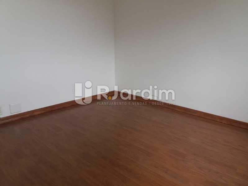 Quarto 1 - Apartamento Rua Pinheiro Guimarães,Botafogo, Zona Sul,Rio de Janeiro, RJ À Venda, 2 Quartos, 86m² - LAAP21634 - 10