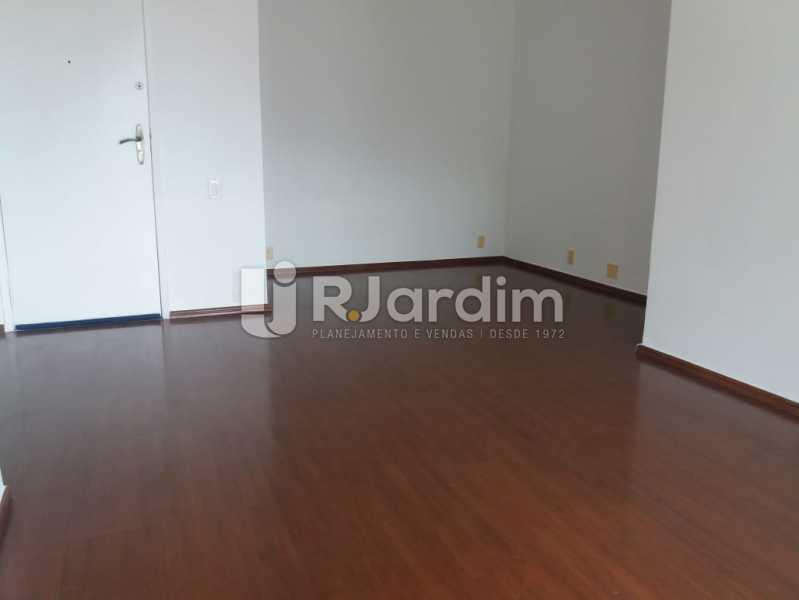 Sala - Apartamento Rua Pinheiro Guimarães,Botafogo, Zona Sul,Rio de Janeiro, RJ À Venda, 2 Quartos, 86m² - LAAP21634 - 5