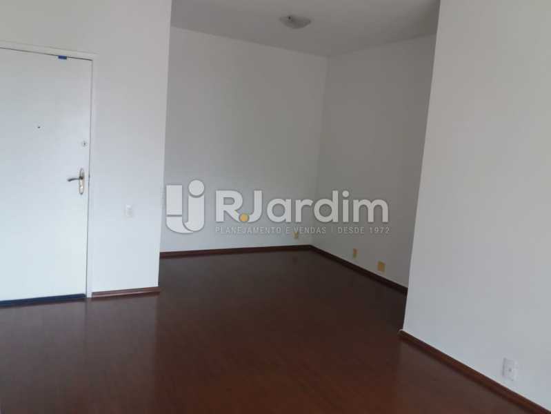 Sala - Apartamento Rua Pinheiro Guimarães,Botafogo, Zona Sul,Rio de Janeiro, RJ À Venda, 2 Quartos, 86m² - LAAP21634 - 16