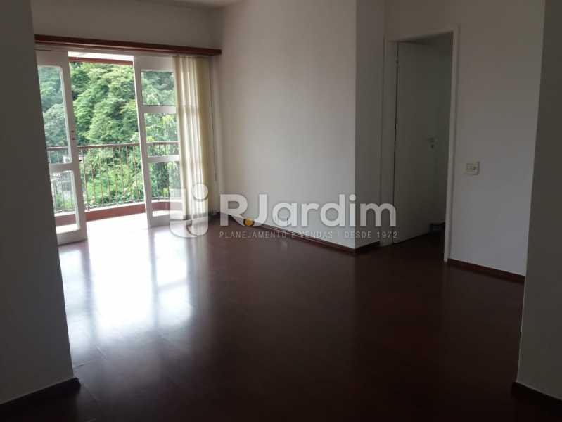 Sala - Apartamento Rua Pinheiro Guimarães,Botafogo, Zona Sul,Rio de Janeiro, RJ À Venda, 2 Quartos, 86m² - LAAP21634 - 4