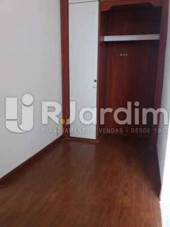 Dependência revertida - Apartamento Rua Pinheiro Guimarães,Botafogo, Zona Sul,Rio de Janeiro, RJ À Venda, 2 Quartos, 86m² - LAAP21634 - 18