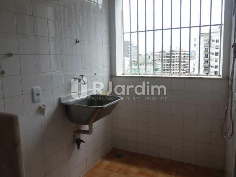 Área - Apartamento Rua Pinheiro Guimarães,Botafogo, Zona Sul,Rio de Janeiro, RJ À Venda, 2 Quartos, 86m² - LAAP21634 - 19