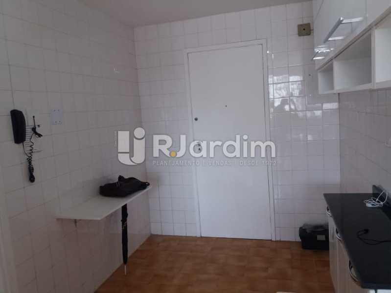 Copa cozinha - Apartamento Rua Pinheiro Guimarães,Botafogo, Zona Sul,Rio de Janeiro, RJ À Venda, 2 Quartos, 86m² - LAAP21634 - 25