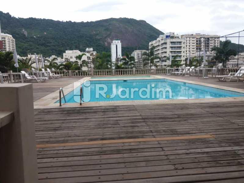 Piscinas - Apartamento Rua Pinheiro Guimarães,Botafogo, Zona Sul,Rio de Janeiro, RJ À Venda, 2 Quartos, 86m² - LAAP21634 - 23