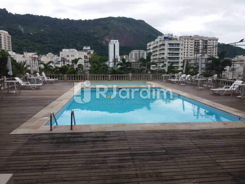 Piscinas - Apartamento Rua Pinheiro Guimarães,Botafogo, Zona Sul,Rio de Janeiro, RJ À Venda, 2 Quartos, 86m² - LAAP21634 - 17