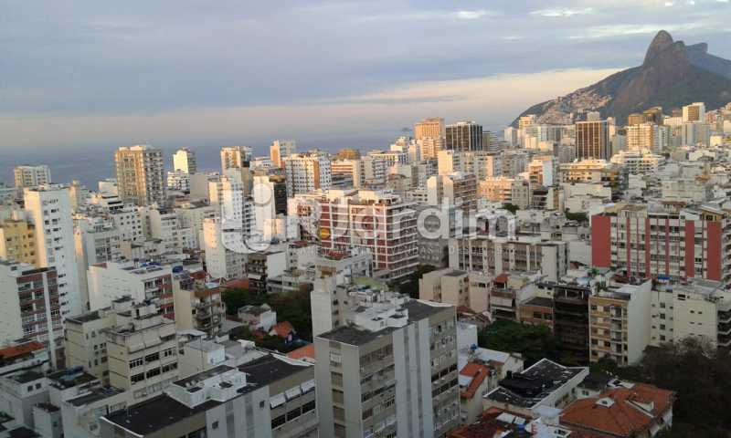 VISTA - Apartamento À Venda - Ipanema - Rio de Janeiro - RJ - LAAP21636 - 4