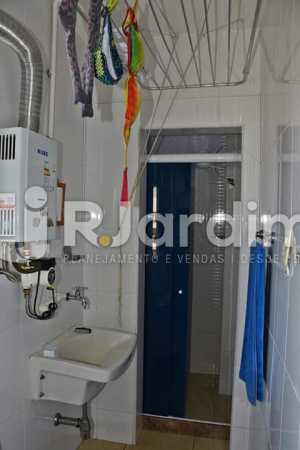 ÁREA DE SERVIÇO - Apartamento À Venda - Ipanema - Rio de Janeiro - RJ - LAAP21636 - 18