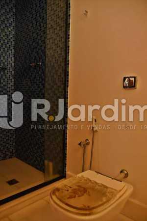 BANHEIRO SOCIAL - Apartamento À Venda - Ipanema - Rio de Janeiro - RJ - LAAP21636 - 14