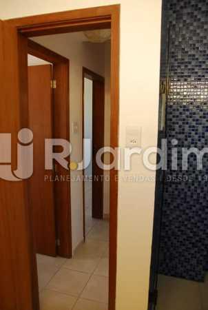 BANHEIRO SOCIAL - Apartamento À Venda - Ipanema - Rio de Janeiro - RJ - LAAP21636 - 12