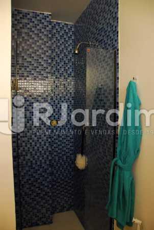 BANHEIRO SOCIAL - Apartamento À Venda - Ipanema - Rio de Janeiro - RJ - LAAP21636 - 19