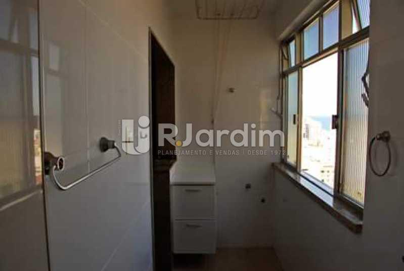 ÁREA DE SERVIÇO - Apartamento À Venda - Ipanema - Rio de Janeiro - RJ - LAAP21636 - 28