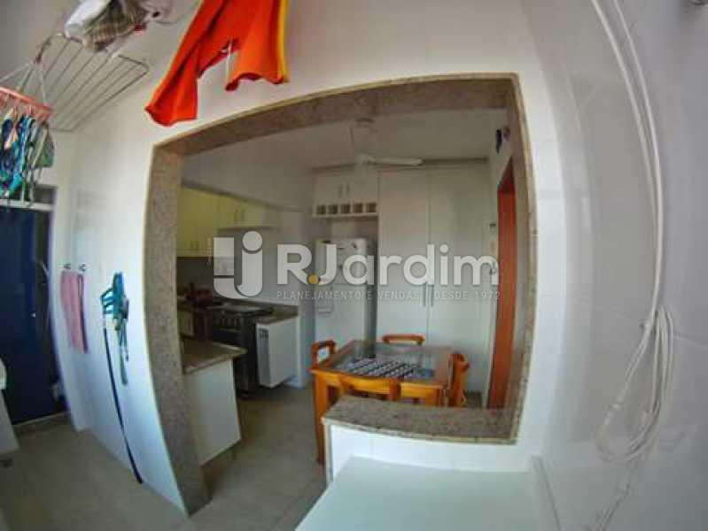 COZINHA - Apartamento À Venda - Ipanema - Rio de Janeiro - RJ - LAAP21636 - 26