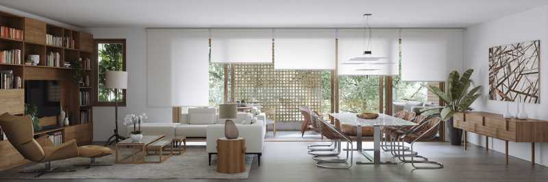 maresleblon 4 - Apartamento Leblon, Zona Sul,Rio de Janeiro, RJ À Venda, 3 Quartos, 175m² - LAAP32274 - 5