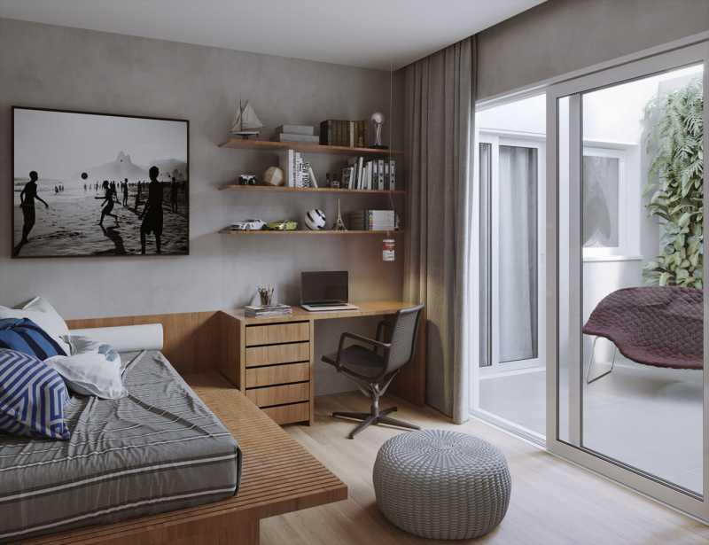 maresleblon 6 - Apartamento Leblon, Zona Sul,Rio de Janeiro, RJ À Venda, 3 Quartos, 175m² - LAAP32274 - 7