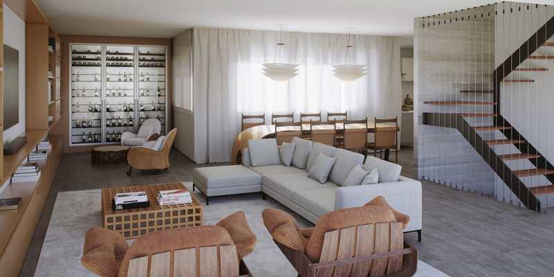 maresleblon 8 - Apartamento Leblon, Zona Sul,Rio de Janeiro, RJ À Venda, 3 Quartos, 175m² - LAAP32274 - 9
