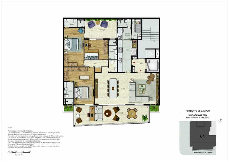 02-pl-garden-rev05-l-1527x1080 - Apartamento Leblon, Zona Sul,Rio de Janeiro, RJ À Venda, 3 Quartos, 175m² - LAAP32274 - 12