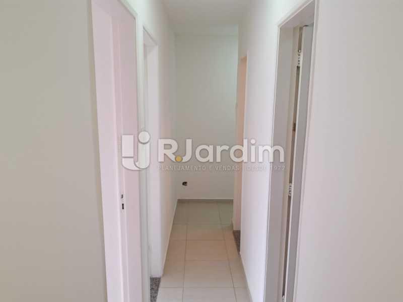 circulação - Apartamento Rua Santa Clara,Copacabana, Zona Sul,Rio de Janeiro, RJ À Venda, 3 Quartos, 120m² - LAAP32276 - 9