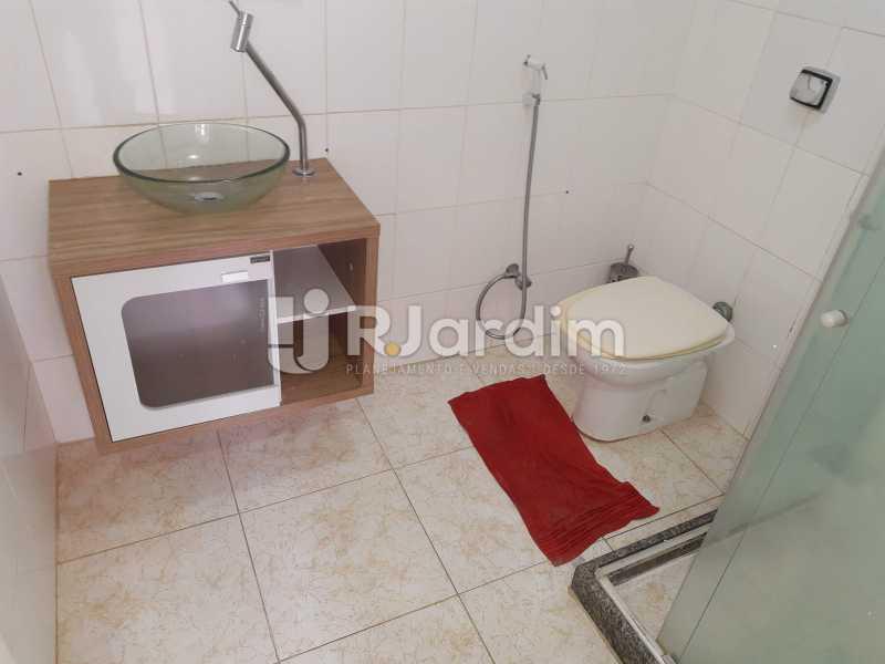 banheiro social - Apartamento Rua Santa Clara,Copacabana, Zona Sul,Rio de Janeiro, RJ À Venda, 3 Quartos, 120m² - LAAP32276 - 15