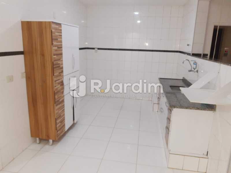 cozinha - Apartamento Rua Santa Clara,Copacabana, Zona Sul,Rio de Janeiro, RJ À Venda, 3 Quartos, 120m² - LAAP32276 - 23